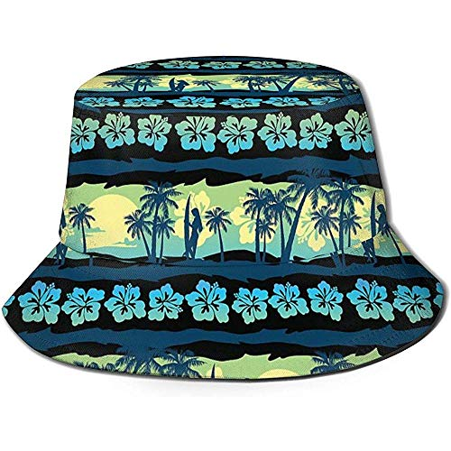 Well I do! Bucket Hat Frangipani tropicale Cappello