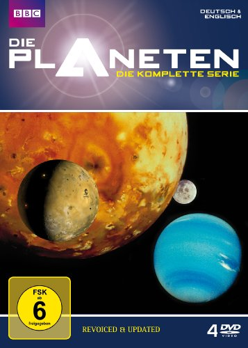 Die Planeten Komplettbox [4 DVDs] (D Dwight Eisenhower Dvd)