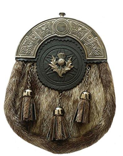 mens-full-dress-kilt-sporran-formal-seal-skin-celtic-cantle-antique-thistle-crest-highland-kilt-spor
