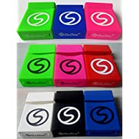 [silicone®] Premium Silicone per cellulare per sigarette pacchetti di sigarette sigarette cellulare astuccio per sigarette Box sigarette @ multicolore, blu, Normalgröße - Standard Size