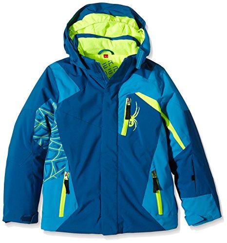 Spyder Kinder Skijacke Challenger, Mehrfarbig, 20, 155016479020P
