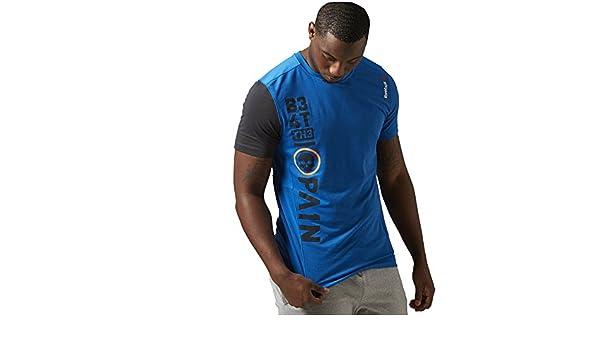 Reebok One Series Breeze Men s T-Shirt Short Sleeve Top 29df697a0280c