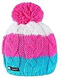 Unisex Winter Cappello invernale di lana Berretto Beanie hat Pera Jersey Sci Snowboard di moda (Skippy 104)
