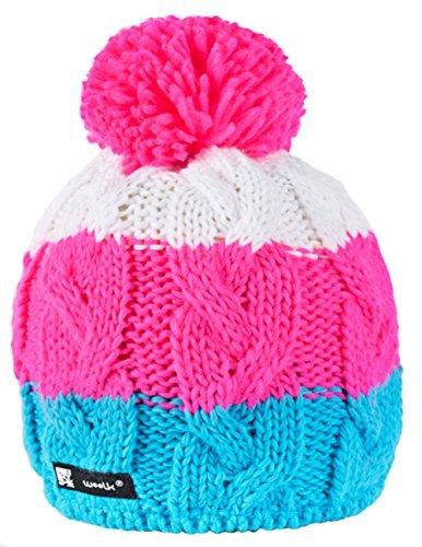 gorro-de-invierno-unisex-nino-o-nina-estilo-esquimal-nordico-calido-forro-polar-con-borla-multicolor