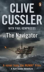 The Navigator: NUMA Files #7 (The NUMA Files) by Clive Cussler (2009-03-26)