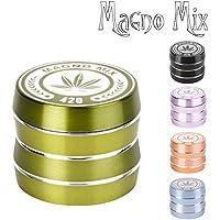 K1C2Plus 4.00Grossissement Magni-clips Magnifiers izNE3H