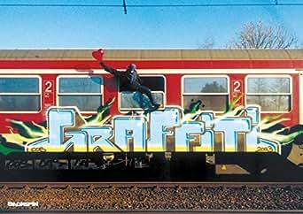 "BACKSPIN ""I Love Graffiti"" Poster"