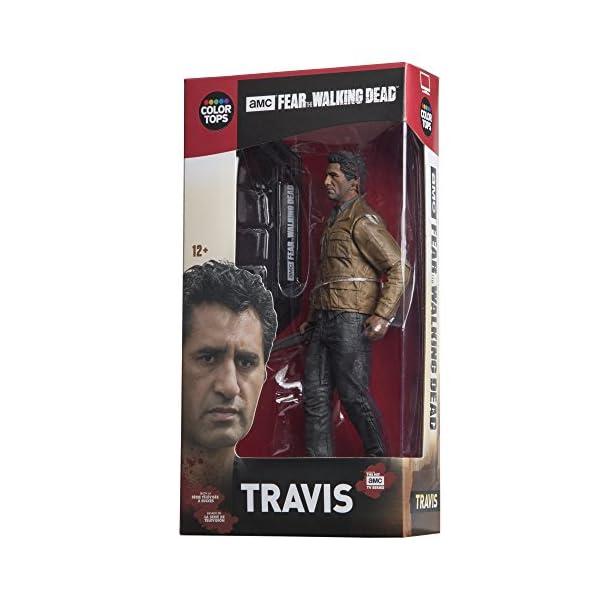 Travis Manawa Figura, 18 cm (MC Farlane MCFWD146738) 2