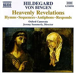 Heavenly Revelations (Hymns, Sequences, Antiphons, Responds)