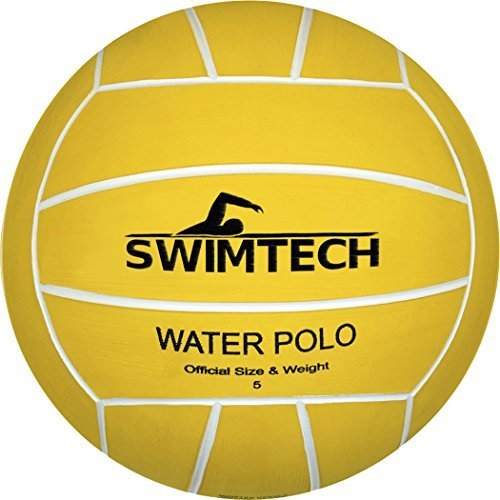 Only Sports Gear Swimtech Water Polo Ball Size 5