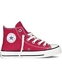 Converse Unisex Kids  Chuck Taylor All Star High Hi-Top Trainers c59820a13