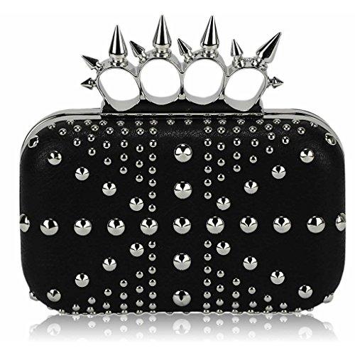 leahward-womens-crown-studded-union-jack-diamante-clutch-evening-handbags-purse-for-prom-wedding-bla