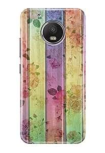 Noise Moto G5 Plus Designer Printed Case / Motorola Moto G5 Plus Cover, for G5 Plus / Moto G5 Plus / Nature / Flower Design - (GD-241)