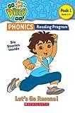 Lets Go Rescue!: Pack 1: Books 1-6 (Go, Diego, Go! Phonics Reading Program)