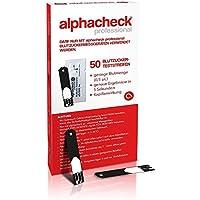 Alphacheck professional Blutzuckerteststreifen, 50 St preisvergleich bei billige-tabletten.eu