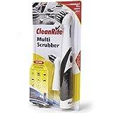 CleanRite MultiScrubber Reinigungsbürste für Haushalt, Küche & Bad | Rotierende Universal-Bürste | Scheuerbürste, Fugenbürste und Waschbürste