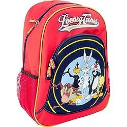 Looney Tunes Active Mochila infantil, Multicolore (Varios colores) - 4937