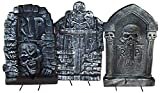 Blue Whale Gifts Set di 3Halloween 37cm Weathered Spooky lapidi/Tomb Stones