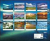 Licht in der Landschaft 2019 ? Wandkalender 58,4 x 48,5 cm ? Spiralbindung -