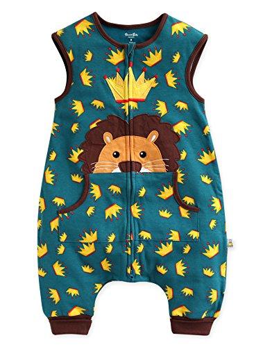 Kleinkinder Jungen 100% Baumwolle Ostern Kostüm Schlafsaecke Decke Secret Simba Sleep L (Jungen Kostüme)