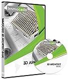 3D Architekt Basic - 2D/3D CAD Hausplaner Software zur Grundrisserstellung, Einrichtung und 3D Visualisierung von Immobilien