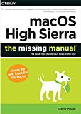 macOS High Sierra: The Missing Manual: The book that should have been in the box (English Edition)