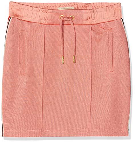 Scotch & Soda R´Belle Mädchen Rock Midi Length Mercerized Sweat Skirt with Tapes 133702, Gr. 104 (Herstellergröße: 4), Mehrfarbig (Combo B 218)