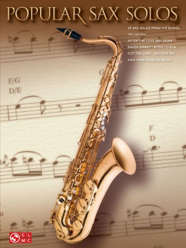 Popular Sax Solos (Leonard Sax)