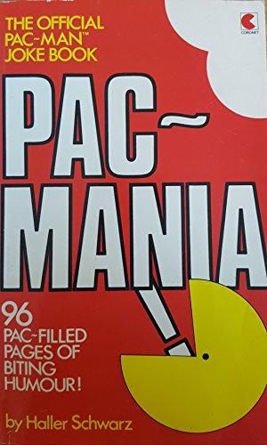 Pac-mania (Coronet Books)