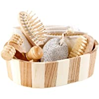 Newgen Medicals NC4805-944, 6 Natural Accessories for the Bathroom (Home & Garden)