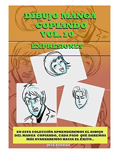 DIBUJO MANGA COPIANDO 10 por José Faedda