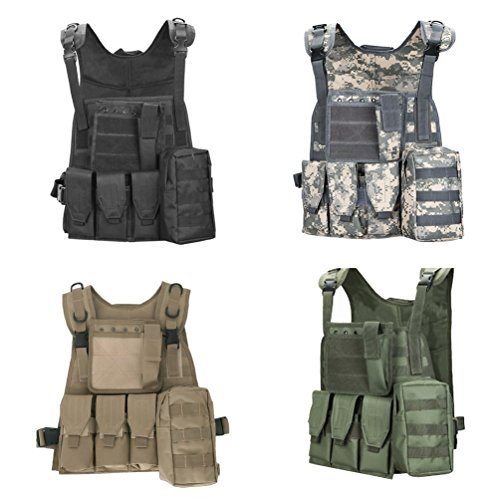 Tactical Jagd Militär Weste Outdoor Weste Kleidung Combat Assault Weste