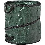 Catral Green Helper - Bolsa de jardín autodesplegable, 60 x 60 x 70 cm, color verde