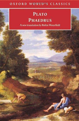 Phaedrus (Oxford World's Classics) por Plato