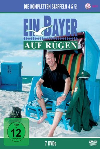 Staffel 4+5 (7 DVD)