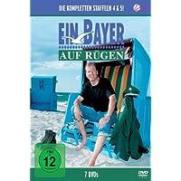 Ein Bayer auf Rügen - Staffel 4+5 - Coll. Box