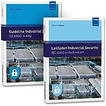 Leitfaden Industrial Security (Set): Set bestehend aus: Leitfaden Industrial Security deutsche Ausgabe und Guidelines Industrial Security englische Ausgabe