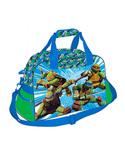 NINJA TURTLES Sporttasche (Turtles Leonardo Ninja)