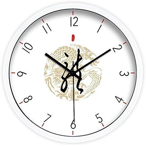 Uncle Sam LI-Drago stile cinese orologio al quarzo moda creativa - Drago Quarzo Orologio