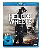 Hell On Wheels - Staffel 1 [Blu-ray]