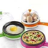 Best Egg Boilers - Cartshopper 2 In 1 Multifuctional Plastic Egg Boilers Review
