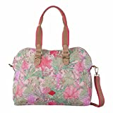Oilily Flower Field M Carry All Melon