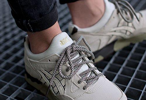 Asics Gel-Lyte V, Chaussures de Running Compétition Femme beige olive