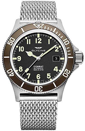Glycine Combat orologi uomo GL0090