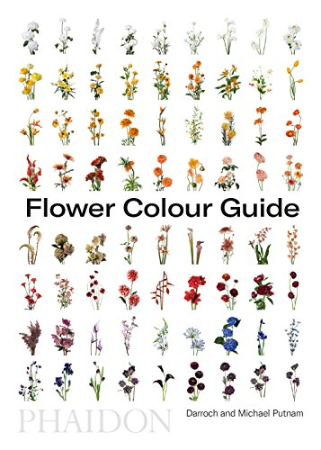 Flower Colour Guide por Darroch Putnam