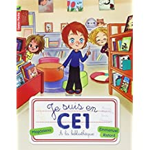 Je suis en CE1, tome 2 - A la bibliothèque