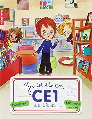 Je suis en CE1, tome 2 - A la bibliothque