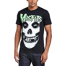 Plastic Head Herren T-Shirt Misfits Glow Jurek Skull