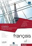 interaktive sprachreise komplettkurs français: das komplette sprachlernsystem für alltag, reise & beruf / Paket: 1 DVD-ROM + 5 Audio-CDs + 3 Textbücher -