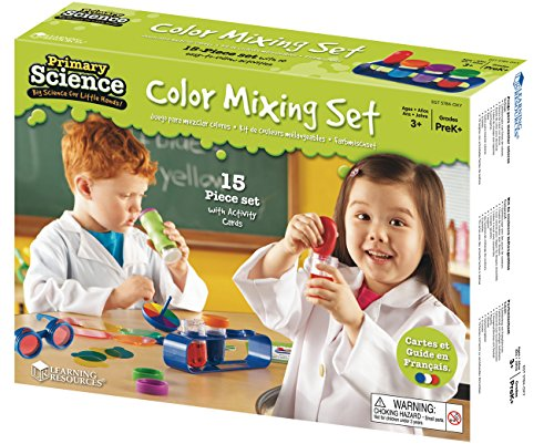 House of Toys Casa De Juguetes - 785.710 - Scientific Games - Learning Kit - Mezcla de Colores